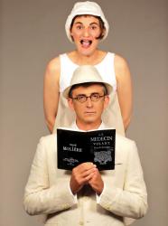 Jacqueline et Marcel jouent le Médecin volant de Molière