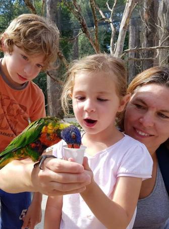 Parc des Oiseaux de Villars-les-Dombes en famille