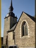 Orgères (35), église