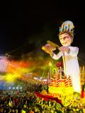 Carnaval de Nice 2016, fêtes de l'hiver Côte d'Azur