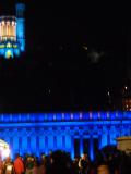 Cathédrale de Fourvière - Fête des Lumières 2013