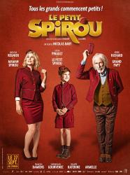 Le Petit Spirou, le film - Affiche teaser