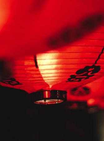 Nouvel an chinois en famille