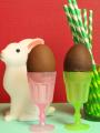 Recette Oeufs Fabuleux en chocolat de Pâques