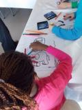 Atelier Picasso Cubiste au Musée de Montmartre