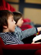 Festival du Film Court de Villeurbanne avec les enfants