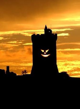 Halloween  à la Forteresse de Polignac