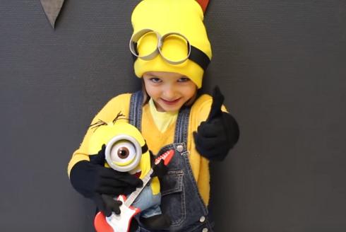 Carnaval : vite, un déguisement pour Mardi gras - Tuto Minion