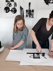 Fête du livre de Bron : ateliers enfant