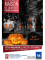 Halloween dans les Maisons Pour Tous de Montpellier
