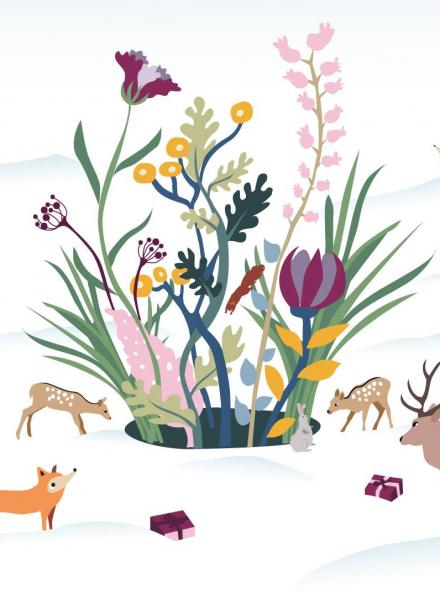 Jardin d'Hiver par le Collectif collectif