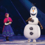 Disney sur Glace - La Reine des neiges : Anna et Olaf