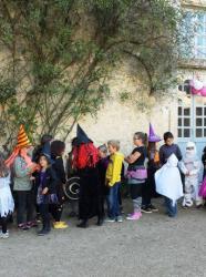 Halloween 2015 au Château de Vayres