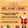 Noël avant l'heure - Grottes de la Balme 2014