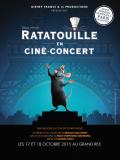 Ciné-concert Ratatouille