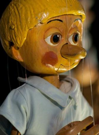 Pinocchio - Compagnie Mariska Val-de-Loire