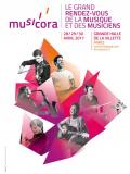 Salon Musicora - Affiche 2017