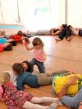 Cours de yoga parent-enfant