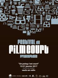 Un poing c'est court 2017 : festival du film court francophone