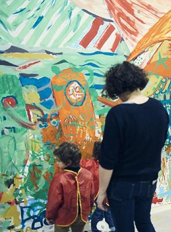Stages et ateliers enfants à Paris, vac printemps 2019 : Palais de la Porte Dorée