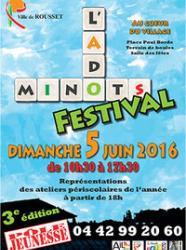AdoMinots Festival 2016