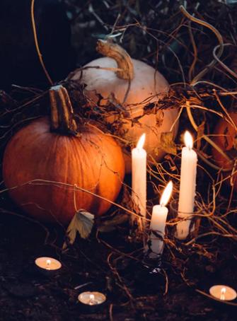 Halloween au MAG