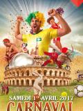 Carnaval de Marseille 2017 : affiche parade des champions