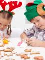 Cuisine avec les enfants pour Noël