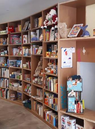 Librairie Le Poisson Lune