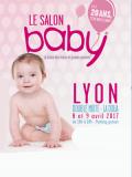 Salon Baby 2017 - Affiche portrait Lyon