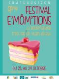 Festival E'Môm'Tions 2016