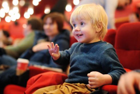 Le top des films pour les tout-petits