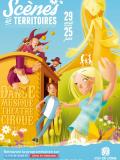 Affiche de Festival Scènes en Territoires