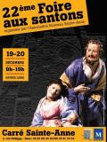 Foire aux santons du Carré Sainte-Anne 2015