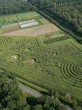 Le labyrinthe de Maïs du domaine de Beauregard