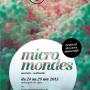 Festival Micro Mondes 2015