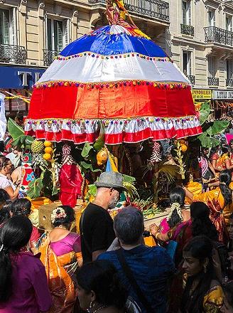 Fête Ganesh 2015
