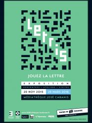 Expo Letris - Jouez la lettre
