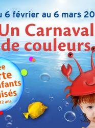 Carnaval des couleurs au Musée Océanographique de Monaco
