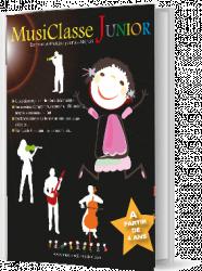 Cahier Musiclasse junior