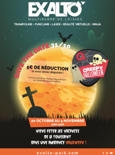 Creepy Halloween 2018 Exalto