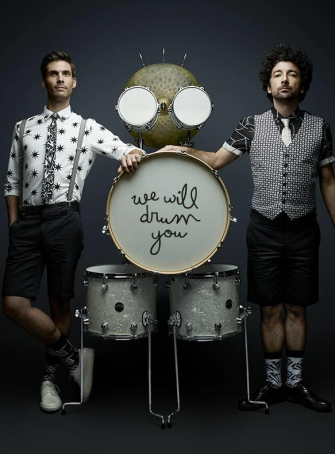 We will drum you - Fills Monkey