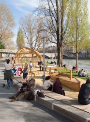 Parc Rives de Seine - Ouverture le 2 avril 2017