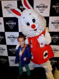 Chasse aux oeufs de Pâques 2016 au Hard Rock Café