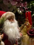 Le Père Noël Couleur Bouffay à Nantes