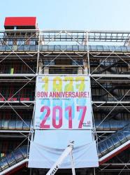 Week-end anniversaire du Centre Pompidou