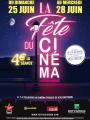 Fête du Cinéma - Affiche 2017