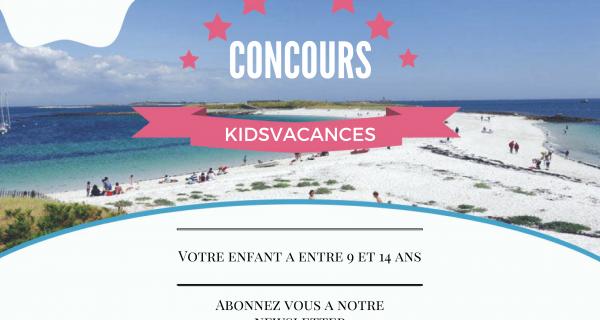 concours kidsvacances