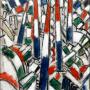 Tableau cubiste Fernand Léger et la grande guerre