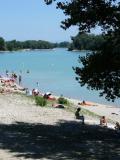 Grand Parc Miribel Jonage : baignade en famille près de Lyon